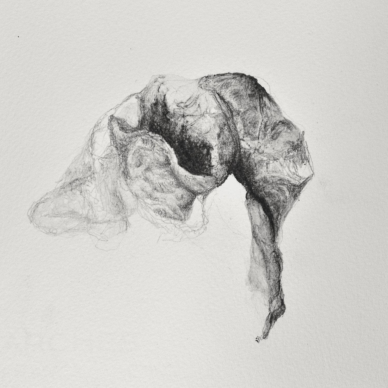 Pascale Simonet | Dessins | Corps vidés (cover)