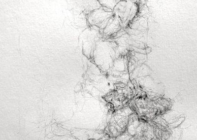 Pascale Simonet | Dessins | De fil en aiguille