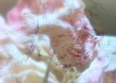 Pascale Simonet | Techniques mixtes | Affleurements