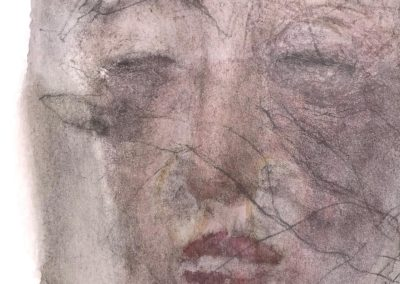 Pascale Simonet | Dessins | À visages découverts (cover)